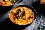Суп из говядины с ячменем